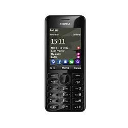 Usuñ simlocka kodem z telefonu Nokia Asha 206 Dual Sim