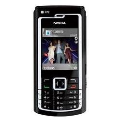 Usuñ simlocka kodem z telefonu Nokia N72