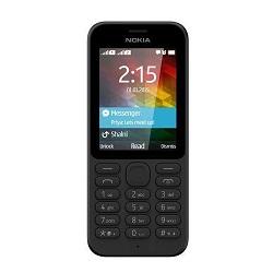 Usuñ simlocka kodem z telefonu Nokia 215
