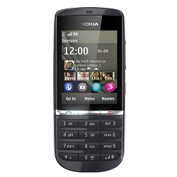 Usuñ simlocka kodem z telefonu Nokia Asha 300