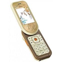 Usuñ simlocka kodem z telefonu Nokia 7370