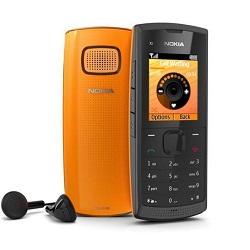 Usuñ simlocka kodem z telefonu Nokia X1-00