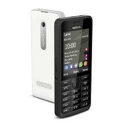 Usuñ simlocka kodem z telefonu Nokia Asha 301
