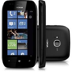 Usuñ simlocka kodem z telefonu Nokia Lumia 710