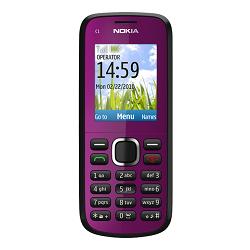 Usuñ simlocka kodem z telefonu Nokia C1-02