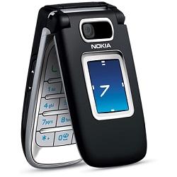 Usuñ simlocka kodem z telefonu Nokia 6133