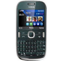 Usuñ simlocka kodem z telefonu Nokia Asha 302
