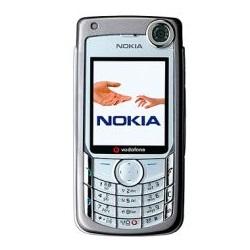 Usuñ simlocka kodem z telefonu Nokia 6680