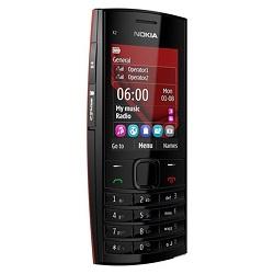 Usuñ simlocka kodem z telefonu Nokia X2-02
