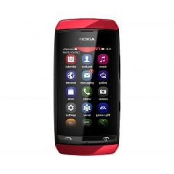 Usuñ simlocka kodem z telefonu Nokia Asha 306