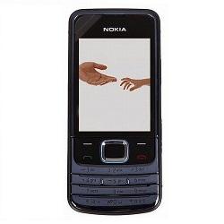 Usuñ simlocka kodem z telefonu Nokia 6202 Classic