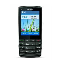 Usuñ simlocka kodem z telefonu Nokia X3-02