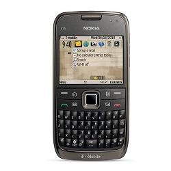 Usuñ simlocka kodem z telefonu Nokia E73