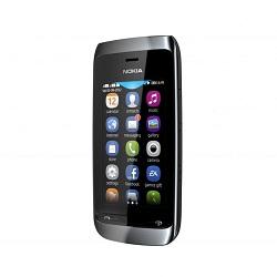 Usuñ simlocka kodem z telefonu Nokia Asha 308