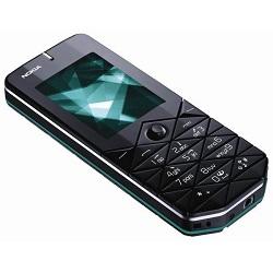 Usuñ simlocka kodem z telefonu Nokia 7500