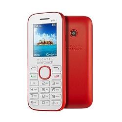 Usuñ simlocka kodem z telefonu Alcatel OT-2052A