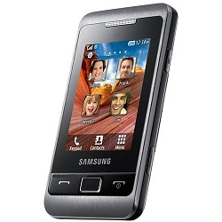 Usuñ simlocka kodem z telefonu Samsung C3330 Champ 2
