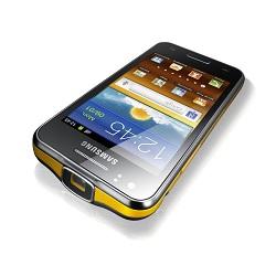 Usuñ simlocka kodem z telefonu Samsung I8530 Galaxy Beam