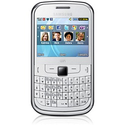 Usuñ simlocka kodem z telefonu Samsung S3350