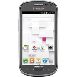 Usuñ simlocka kodem z telefonu Samsung Galaxy Exhibit T599