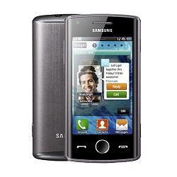 Usuñ simlocka kodem z telefonu Samsung S5780 Wave
