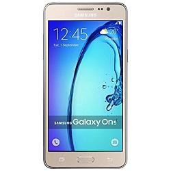 Usuñ simlocka kodem z telefonu Samsung Galaxy On5