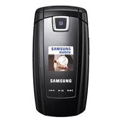 Usuñ simlocka kodem z telefonu Samsung ZV60