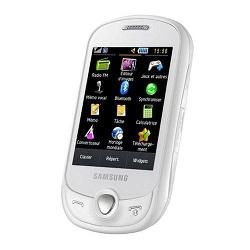 Usuñ simlocka kodem z telefonu Samsung C3510