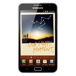 Usuñ simlocka kodem z telefonu Samsung N700