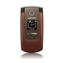 Usuñ simlocka kodem z telefonu Samsung U810 Renown