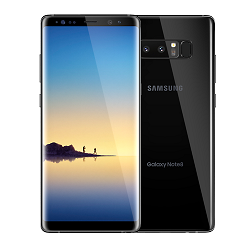 Usuñ simlocka kodem z telefonu Samsung Galaxy Note8