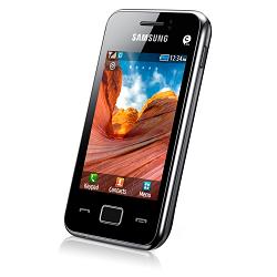 Usuñ simlocka kodem z telefonu Samsung Star 3