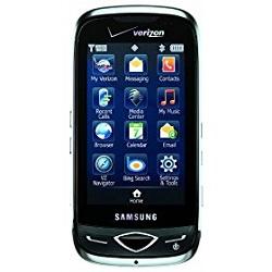 Usuñ simlocka kodem z telefonu Samsung U820 Reality