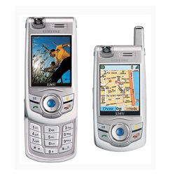 Usuñ simlocka kodem z telefonu Samsung S341i