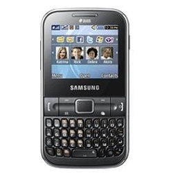 Usuñ simlocka kodem z telefonu Samsung Chat 322