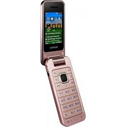 Usuñ simlocka kodem z telefonu Samsung C3560