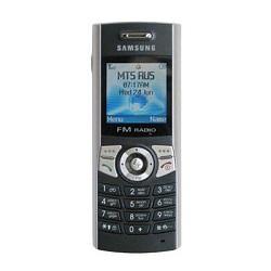 Usuñ simlocka kodem z telefonu Samsung X140
