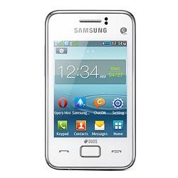 Usuñ simlocka kodem z telefonu Samsung GT S5222