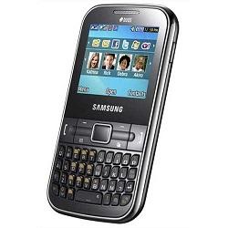 Usuñ simlocka kodem z telefonu Samsung Chat 335
