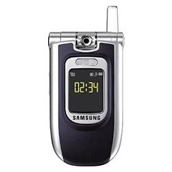 Usuñ simlocka kodem z telefonu Samsung Z107V