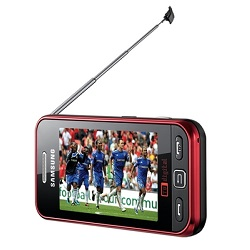 Usuñ simlocka kodem z telefonu Samsung Star TV