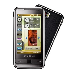 Usuñ simlocka kodem z telefonu Samsung I900