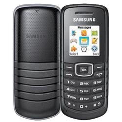 Usuñ simlocka kodem z telefonu Samsung E1080