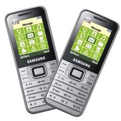 Usuñ simlocka kodem z telefonu Samsung E3210