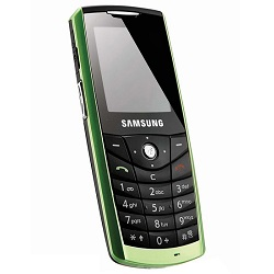 Usuñ simlocka kodem z telefonu Samsung E200 Eco