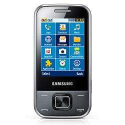 Usuñ simlocka kodem z telefonu Samsung C3750