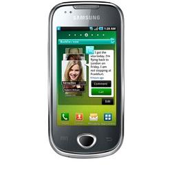 Usuñ simlocka kodem z telefonu Samsung Naos Galaxy