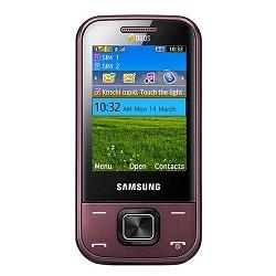 Usuñ simlocka kodem z telefonu Samsung C3752 DuoS