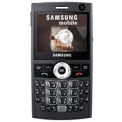 Usuñ simlocka kodem z telefonu Samsung I600P
