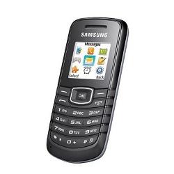 Usuñ simlocka kodem z telefonu Samsung E1086L